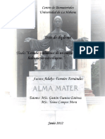 Tesis de Diploma Adalyz Ferreiro Fdez.