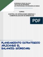 Sesion Viii - Scorecard