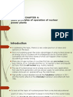 Chapter 4-Nuclear Energy