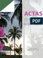 Libro de Actas TICAL2017-V3