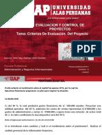 Semana 5 Criterios De Evaluación  Del Proyecto-2018-1.ppt