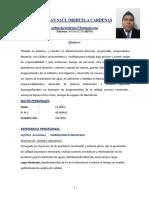 Cristian Orihuela