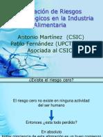Evaluacion Del Riesgo Microbiologico