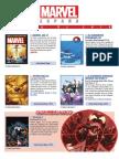 Proximas Novedades Marvel - Julio 2018