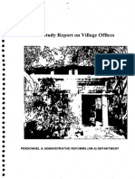 Kerala Land Revenue Department. Work study reports on Village offices uploaded by T J Joseph Deputy Collector,Alappuzha
