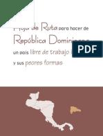 Hoja de Ruta para una República Dominicana libre de trabajo infantil