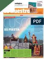 Cusco es fiesta