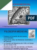 Filosofia Medieval Ppt