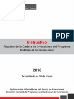 2. Instructivo Para Reg. de Cartera de Inversiones Del PMI