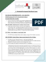 Wynn Dev LLLP Deal Sheet