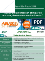 AsugDay 2018 - Versão Zilor Denner