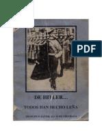 """De Hitler Todos Han Hecho Leña"", Francisco Javier Alcalde Cruchaga"