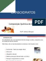 Cqa Castelo - Carboidratos