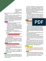 Module 7 Notes