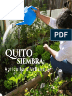 Quito Siembra Agricultura Urbana Conquito