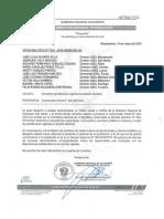 Of. Múltiple Nº 053-2018-DRE