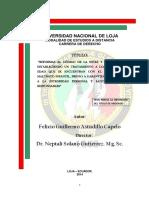 Felicio Guillermo Astudillo Capelo