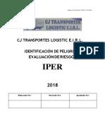 Iper-cj Transportes Logistic