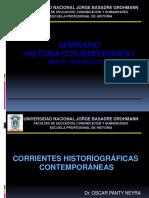 CORRIENTES HISTORIOGRAFICAS-2018.pptx