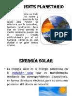 El Ambiente Planetario