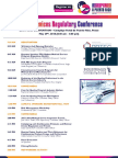 PRMA 2018 Medical Devices Conference Rev. 5-15-2018