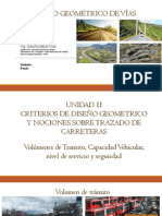 2-Criterios de Diseño y Nociones Sobre Tratado de Carreteras