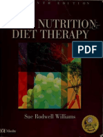 Sue Rodwell Williams - Basic Nutrition and Diet Therapy (2000, Mosby-Year Book)