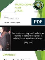 Cap15.Comunicaciones Integradas de Marketing (Cim) - Cap16.Publicidad y Relaciones Publicas