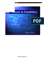 Manual De Estadistica - David Ruiz Muñoz - 1ed.pdf