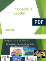La Ética desde la Escuela.pptx