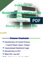 Basic PLC Training 1 Day