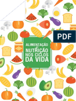 ALIMENTAÇÃO NUTRIÇÃO NOS CICLOS DA VIDA__+