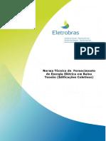 Norma Técnica de Fornecimento de Energia Elétrica Em Baixa Tensão (Edificações Coletivas) - NDEE03 Rev 00