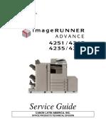 ImageRUNNER ADVANCE 4200 Series Service Guide - CLA-Eng