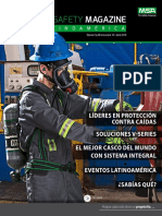 The Safety Magazine Abril 2018