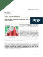 Nota de Prensa - Encuesta de Expectativas Empresariales