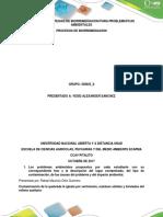 TAREA 3 – ESTRATEGIAS DE BIORREMEDIACION PARA PROBLEMATICAS AMBIENTALES