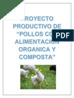 Proyecto de Pollos Orgánicos