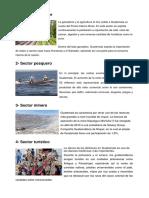 Actividad Productivas de Guatemala