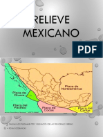 Relieve Mexicano