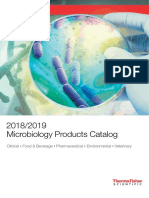 Microbiology Product Catalog EU En