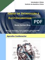Curso de Introdução à Electrocardiografia, CHLN