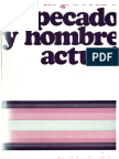 Peteiro, Antonio - Pecado y hombre actual.pdf