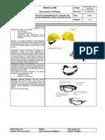 DD VM Zinc CJM HSMC 064 Estandar de Herramientas y EPPs