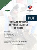Manual de Consulta de Manejo y Sanidad Ovino