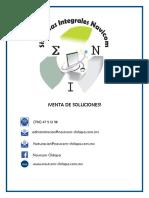 Curriculum NAVICOM 2016