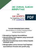 Mengenali Jurnal