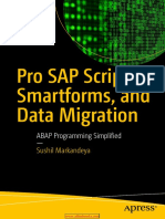 Pro SAP Scripts, Smartforms, And Data Migration