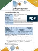Guía de actividades y Rubrica de evaluación. Fase 2. Análisis del problema.pdf