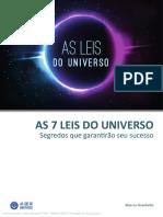 Livro as 7 Leis Do Universo (1) (1)